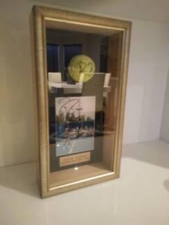 Tennis Memorabilia Roger Federer