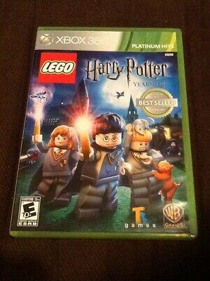 LEGO Harry Potter: Years 1-4 Microsoft Xbox 360 2010