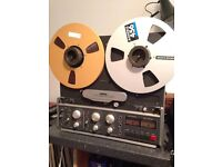 Revox B77 MK II Reel to Reel (Devon or Bristol Pick Up)