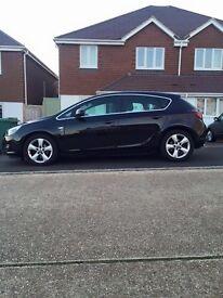 Vauxhall Astra 2.0L CDTI SRi 2010