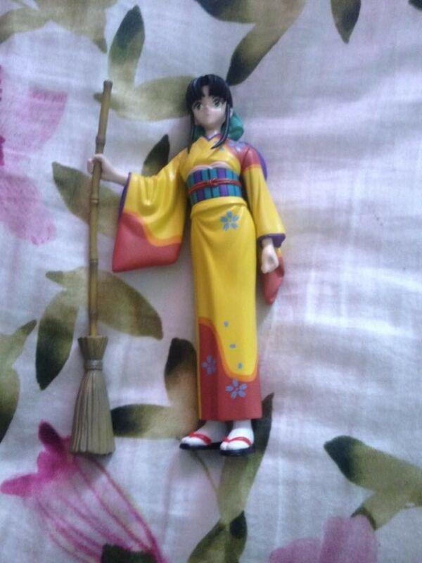 Rurouni Kenshin Kaname action figure anime collectible