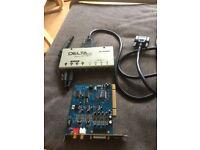 M audio delta series sound card