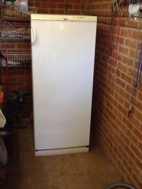 Zanussi upright freezer