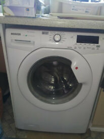 HOOVER WASHING MACHINE 8KG