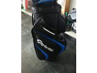 TAYLORMADE DELUXE GOLF BAG