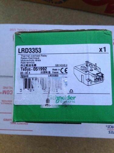 Schneider Electric LRD3353 Thermal Overload Relay