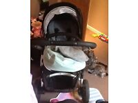 Uppababy vista 2012 travel system