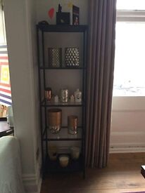 Long Shelve with glass