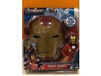 Brand new Iron man costume / fancy dress age 4-6 years