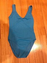 Women's Energetiks Teal Leotard size S The Gap Brisbane North West Preview
