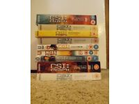 CSI Miami DVDs