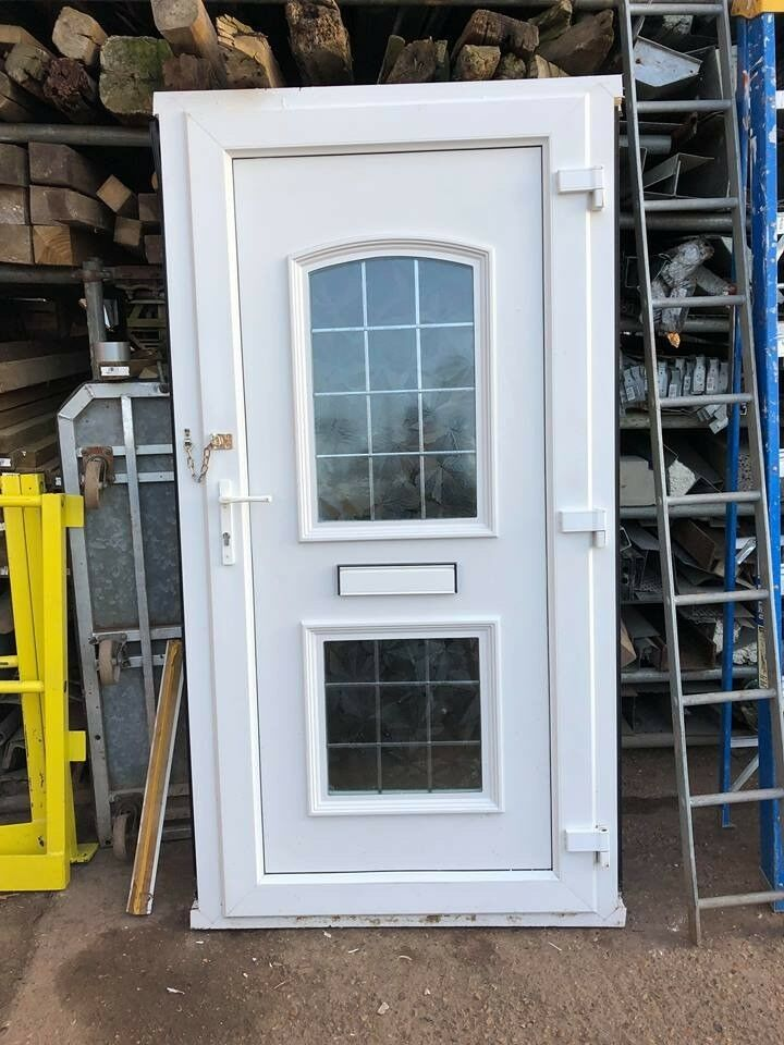 hot sale online d5fc0 39ced Second Hand UPVC Door - 2070mm x 1075mm | in Clacton-on-Sea, Essex | Gumtree