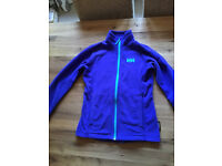 Helly Hanson Ladies Fleece XS Blue