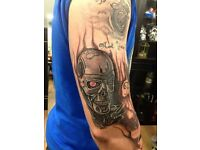 Wanted Samsung S5 and above for tattoo hrs pro studio