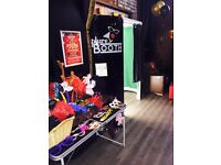 Photo Booth Hire for weddings, engagement party's, proms, birthdays, christening