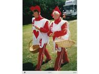 fancy dress adult costumes 4 x