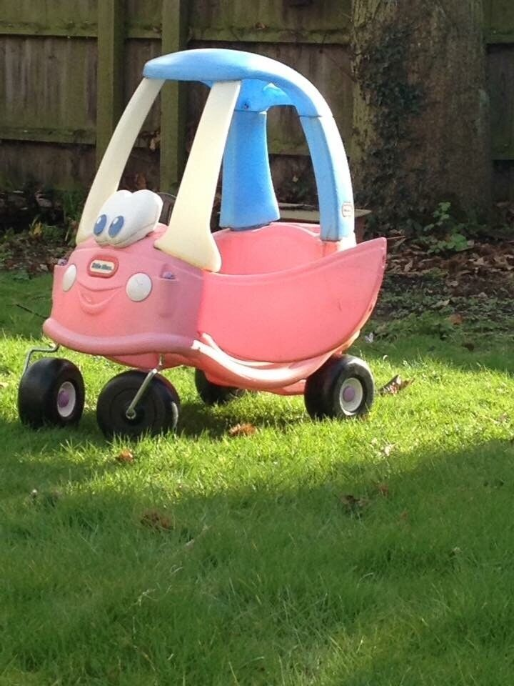 Little Tikes Cosy Coupe- Pink