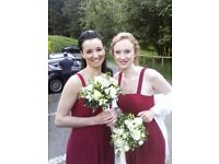Various bridesmaid dresses for sale