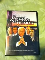 Between Love & Honor DVD