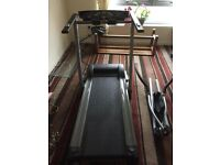 various gym equipment