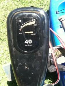 ELECTRIC OUTBOARD TROLLING MOTOR.!!! Blyth Wakefield Area Preview