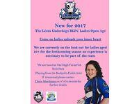 Ladies rugby league team