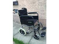 Lightweight Car Transit Wheelchair (11kg)