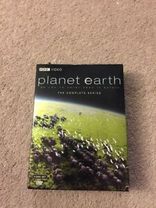 PLANET EARTH - The Complete Collection [DVD]