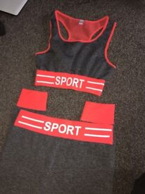 Ladies fitness gear