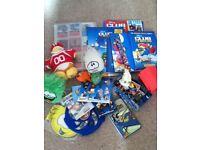Club Penguin Bundle of toys/books/etc.