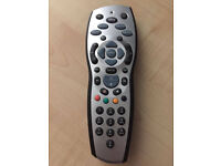 Original equipment Sky+ Plus HD remote control + batteries, well good condition satellite TV working
