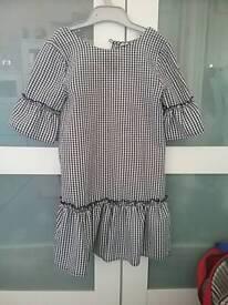 Tu age 8 smock dress never worn