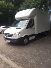 House removal, Clarence, Man&Van, Taxi Van, Overnight Storage