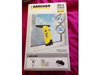 new Karcher Window washer