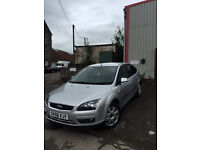 2006 56 Plate Ford Focus 1.8 Zetec Climate Only 79K Miles FSH Long MOT Excellent Condition All Round