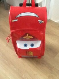 Bag travel Disney Cars