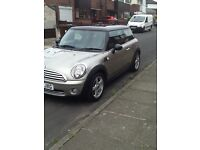 Bmw Mini Cooper with chilli pack ,not mini one