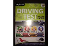 Driving test PC DVD-ROM 2018 edition for sale