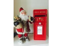 POST BOX AND SLEIGH HIRE