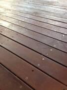 Reclaimed Merbau Reeded Decking Boards  Deck Timber $3.65lm Bridgetown Bridgetown Area Preview