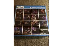 OASIS RARE LP RECORD UNPLUGGED LONDON 1996 MINT CONDITION CAN POST UK