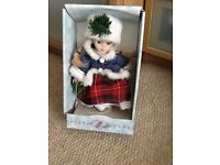 The Eden collection doll