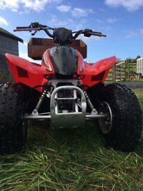 Quad sxs 90 cc Honda sport