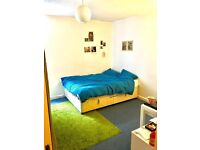 Bright, clean, double room to rent in Dalston