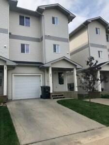 Furnished 4 bedroom townhouse in Timberlea