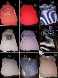 Women clothes 16 18