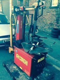 Corghi 2025 tyre machine changer assit arm