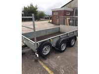 Ifor trailer 10x5