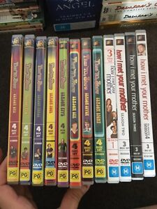 Tv show DVDs Yarraville Maribyrnong Area Preview