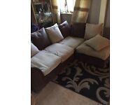 Lovely corner sofa for sale